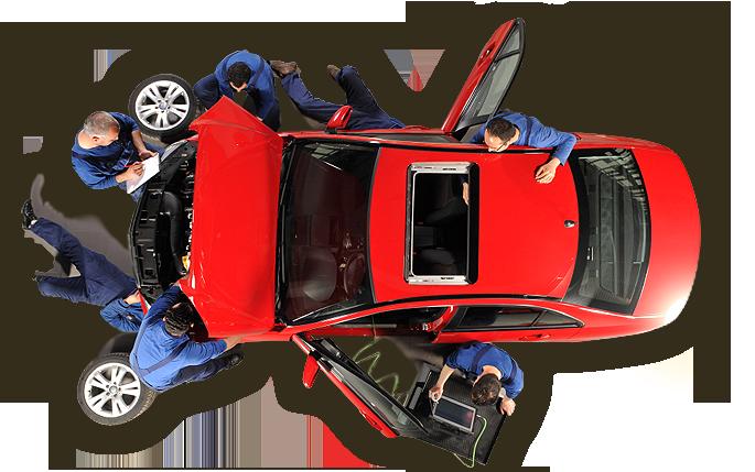 Reparatii auto in regim de urgenta